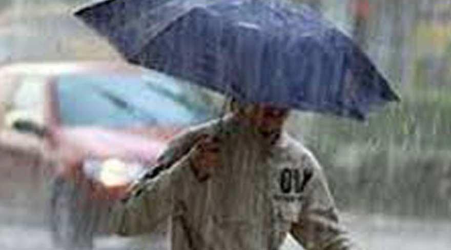 Meteoroloji'den bir sağanak yağış uyarısı daha!