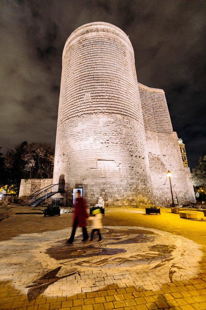Kız Kalesi ya da Kız Kulesi...