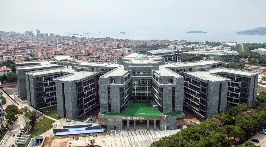 İstanbul Bölge Adliye Mahkemesi yeni binasına taşındı… 25 milyona hizmet edecek