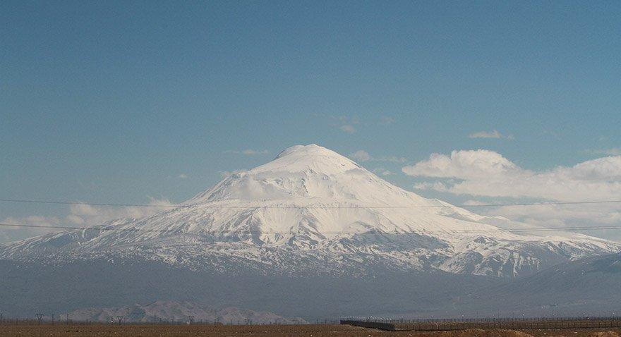 Ağrı Dağı iki yıldır turizme kapalı