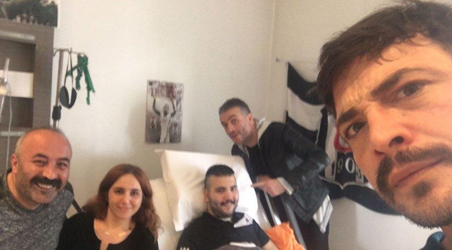 Maganda kurşunu kurbanı liseli Ahmet hayata 2 yıl 11 gün tutunabildi