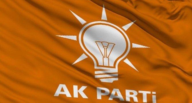 AKP Mardin Artuklu İlçe Başkanı istifa etti