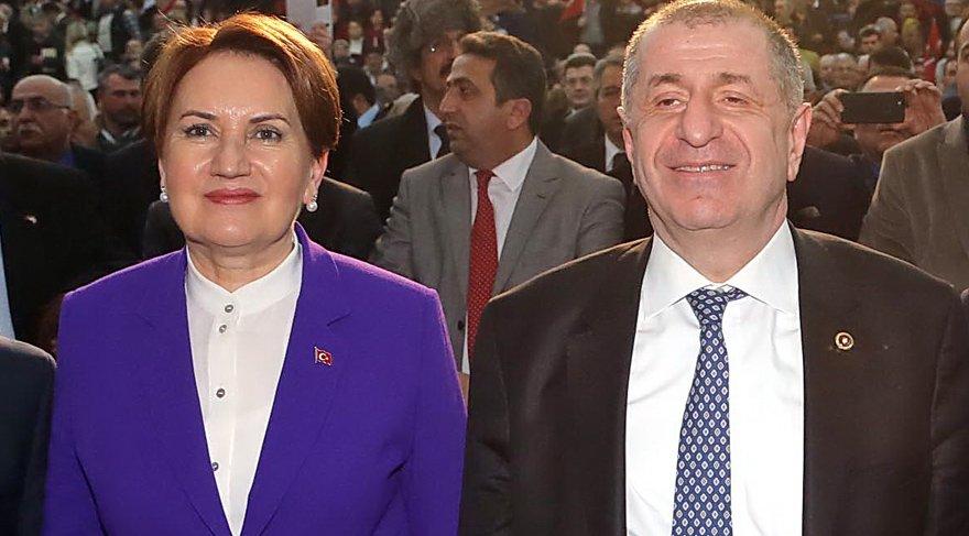 Akşener'in yeni partisi için kulislerde konuşulan flaş isimler