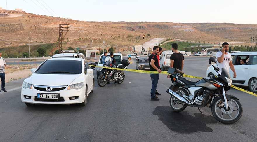 Çatışma çıktı: 1 polis yaralı