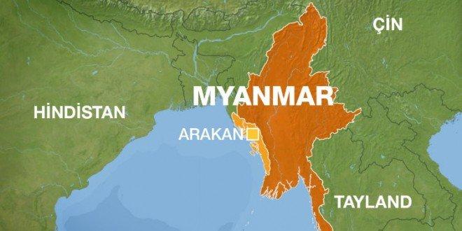 arakan-myanmar-nerede