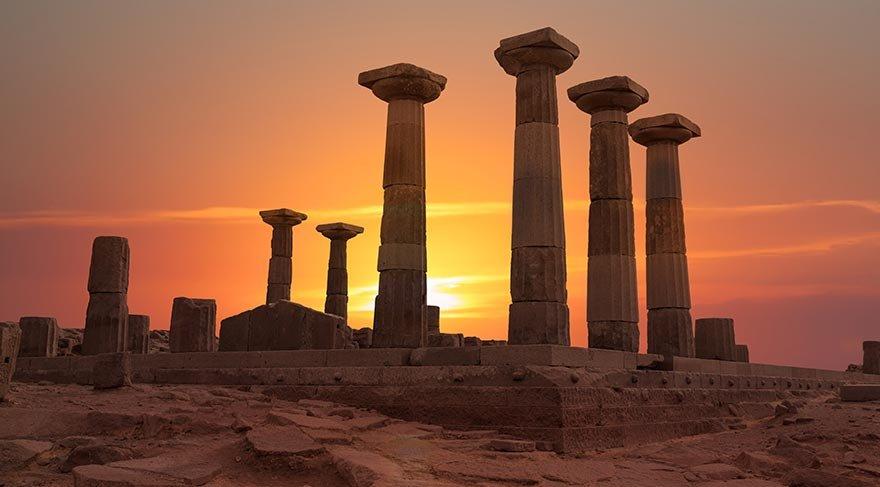 Türkiye'de mitolojik hikayeleriyle ünlü yerler