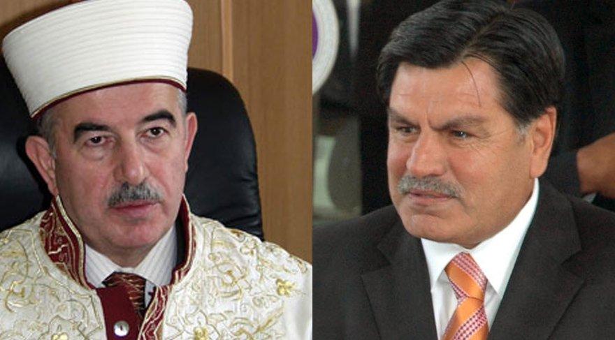 FOTO:İHA - Yeni parti için eski Diyanet İşleri Başkanı Ali Bardakoğlu ile eski AYM Başkanı Haşim Kılıç'ın da adı geçiyor.