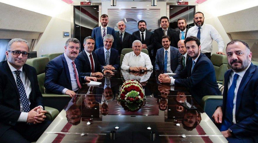 Başbakan'dan Bahçeli'ye Kuzey Irak yanıtı