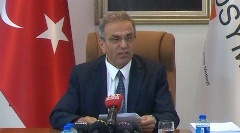 İstifa eden ÖSYM Başkanı Prof. Ömer Demir ilk kez konuştu