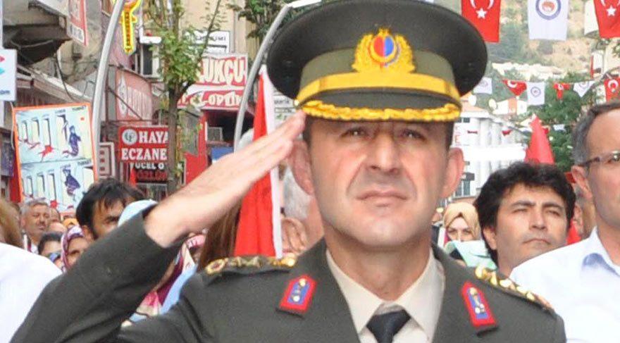 BİNGÖL'DE PKK'LI TERÖRİSTLER İLE ÇIKAN ÇATIŞMADA ŞEHİT OLAN GÜVENLİK KORUCUSU NESİP ÖZEN.