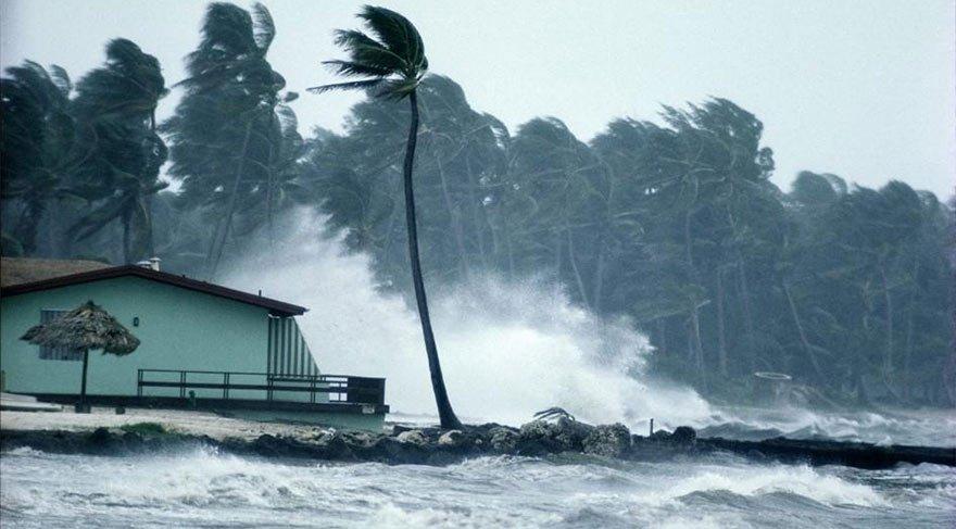 ABD'de 'Harvey Kasırgası' alarmı