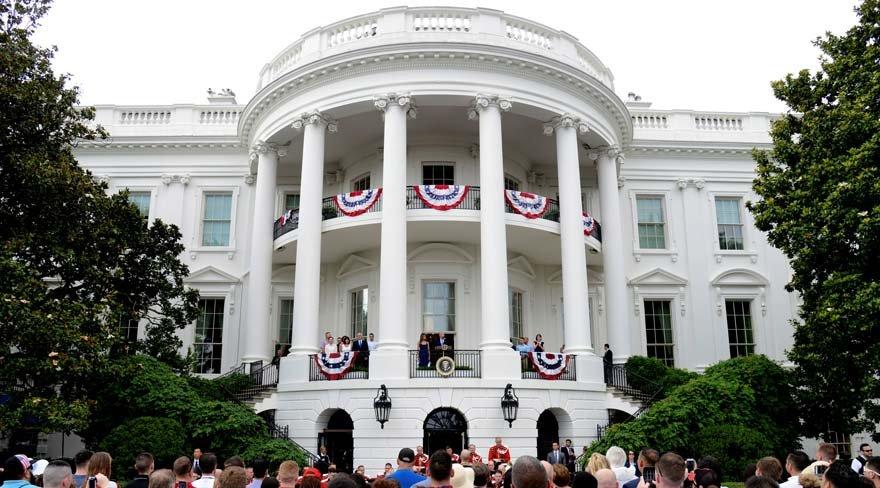 Beyaz Saray kapatıldı! Washington'da panik…
