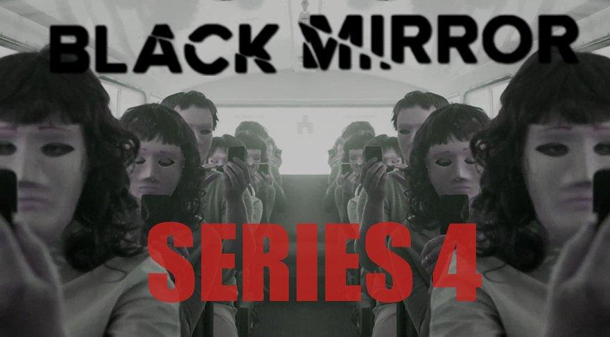 Black Mirror 4. sezon ilk bölüm fragmanı geldi! Black Mirror yeni sezon ne zaman başlayacak?