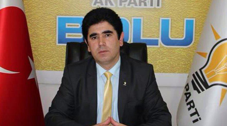 AKP'li başkandan 'istifa ettirildik' açıklaması
