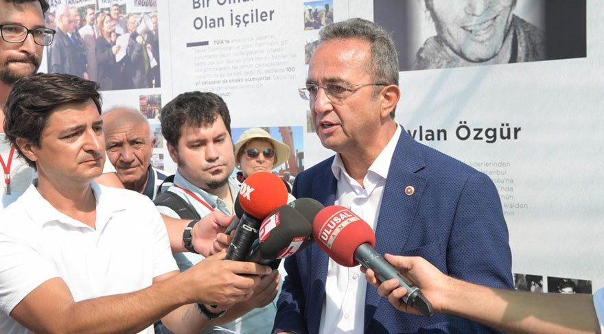 CHP'li Tezcan'dan AKP'li Turan'a çağrı