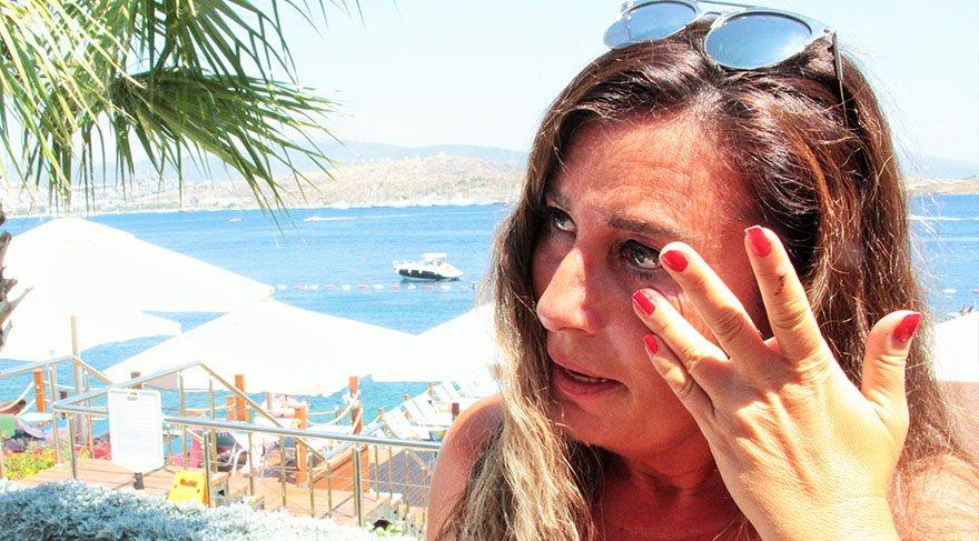 Bodrum'da caretta caretta saldırısı: Gözyaşları içinde yaşadıklarını anlattı