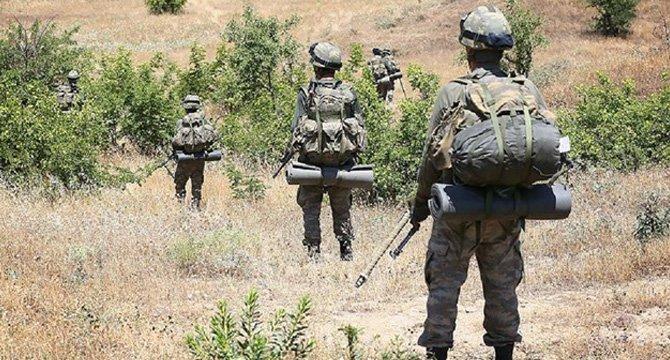 Şırnak'ta çatışma: Bir asker şehit