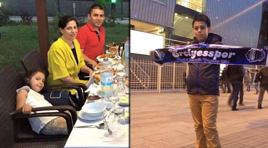 FOTO:DHA - Orçun kan donduran olayın detaylarını gazetecilere anlattı...