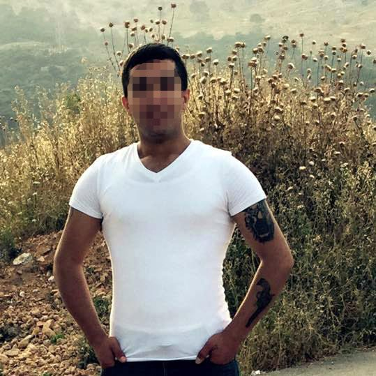 FOTO:DHA - 37 yaşındaki D.Y. kol saatinden yakalandı.