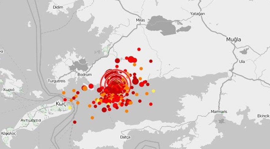 Çarpıcı deprem uyarısı! Bodrum sallanmaya devam ederse...