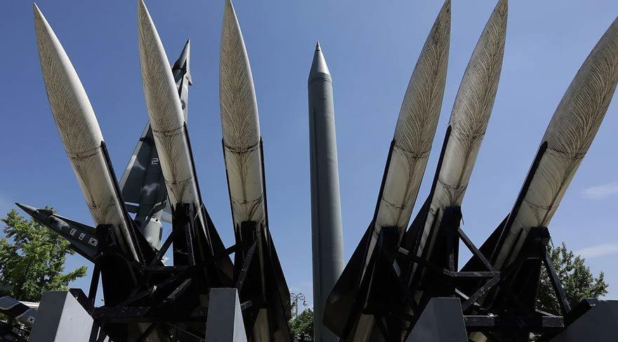 Kuzey Kore yeni bir füze fırlattı