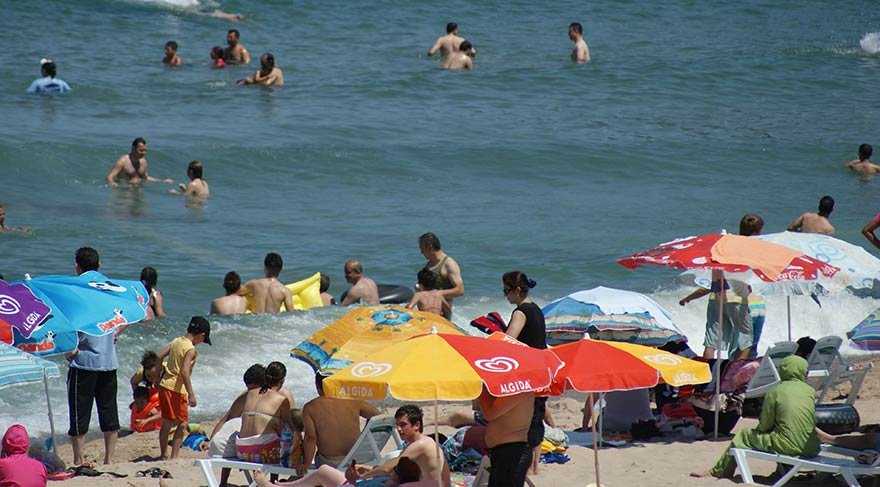 Başkan AKP'ye geçti… Halk plajı ücretli oldu
