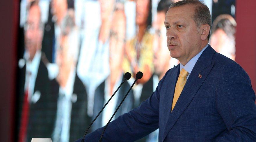 Erdoğan Isparta'da konuştu