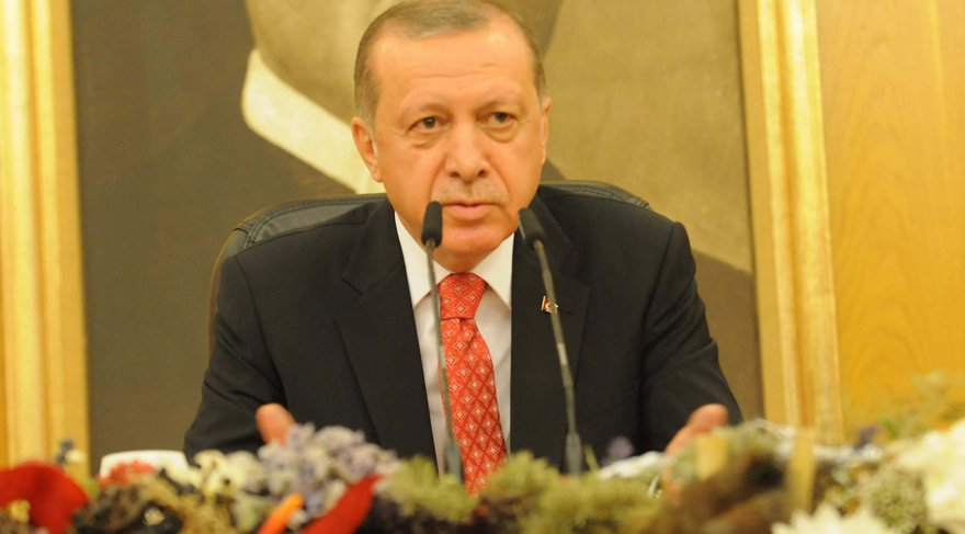 Erdoğan'dan Aksakallı yorumu: Nerede görev verilirse orada görev yapar