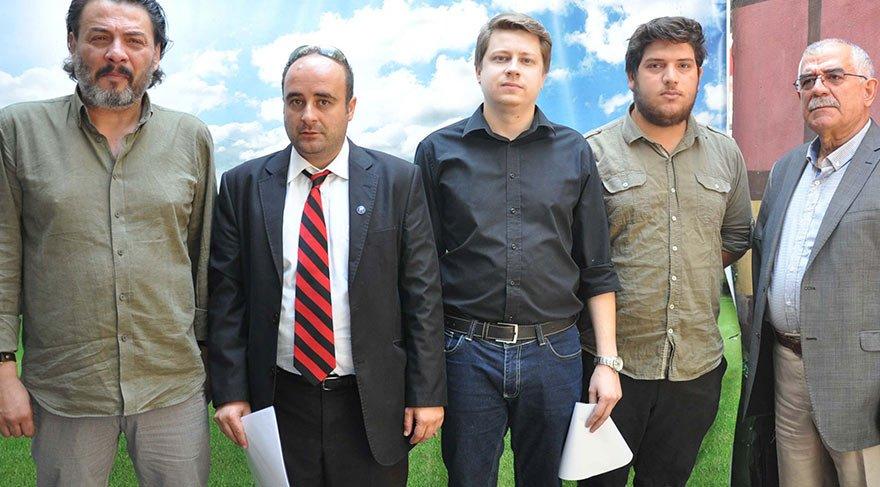 Büyükerşen'e saldırıyı kınadı, üniversiteden atıldı