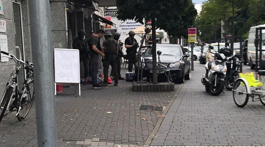 Almanya'da öldürülen Eşref'in son sözü: Ölüyorum karıcığım