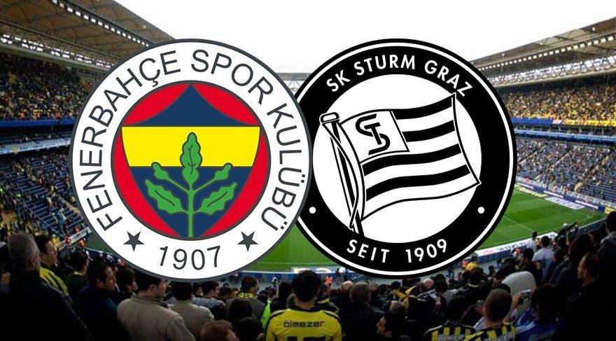 Fenerbahçe Sturm Graz maçı canlı izle! FB maçını canlı yayınlayacak uydu kanalları (Şifresiz mi?)