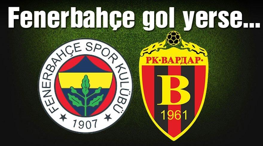 İlk 11 belli oldu! Fenerbahçe Vardar maçı hangi kanalda, saat kaçta?UEFA Avrupa Ligi maçı başlıyor! (FB Vardar şifresiz kanalda mı?)