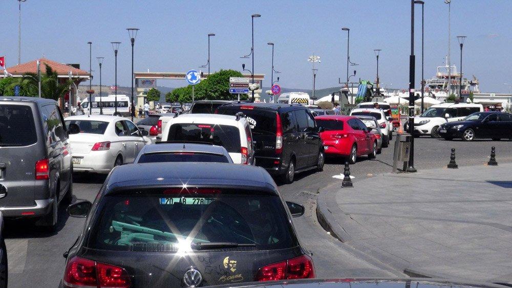 feribot-trafik