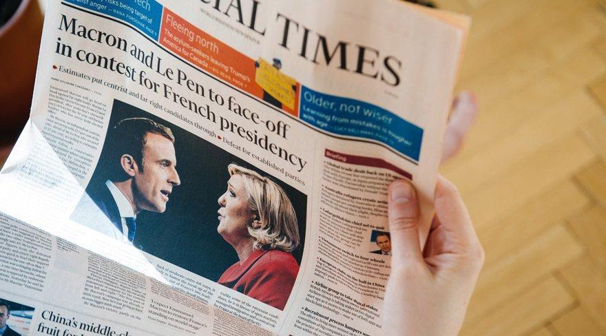 Financial Times'tan flaş AKP analizi: Beklediği oyu alamayınca…
