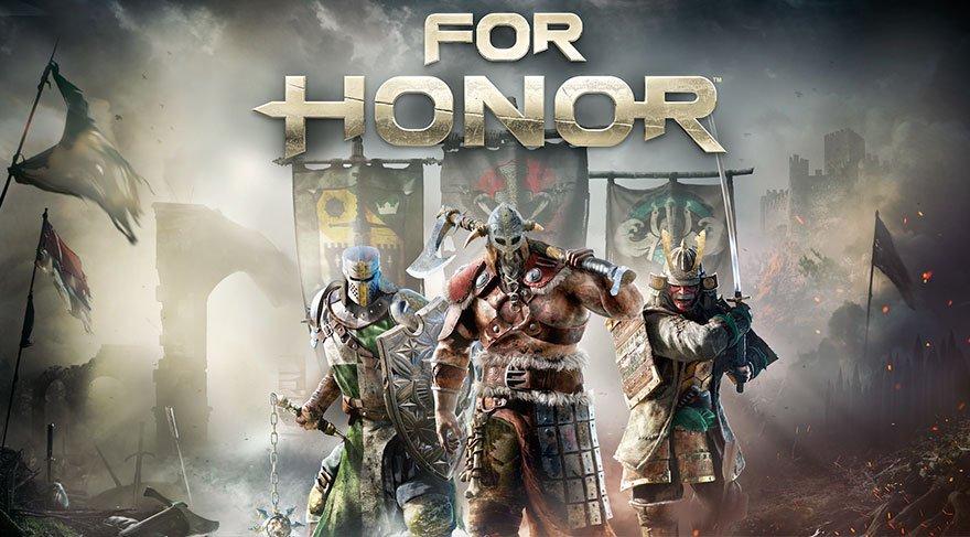 For Honor hafta sonu için ücretsiz oluyor!