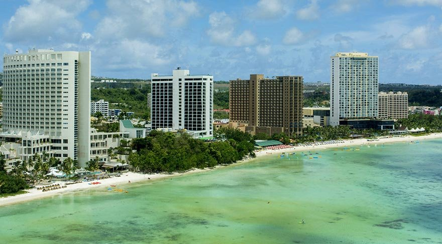 Kuzey Kore'nin vurmayı iddia ettiği ada: Guam