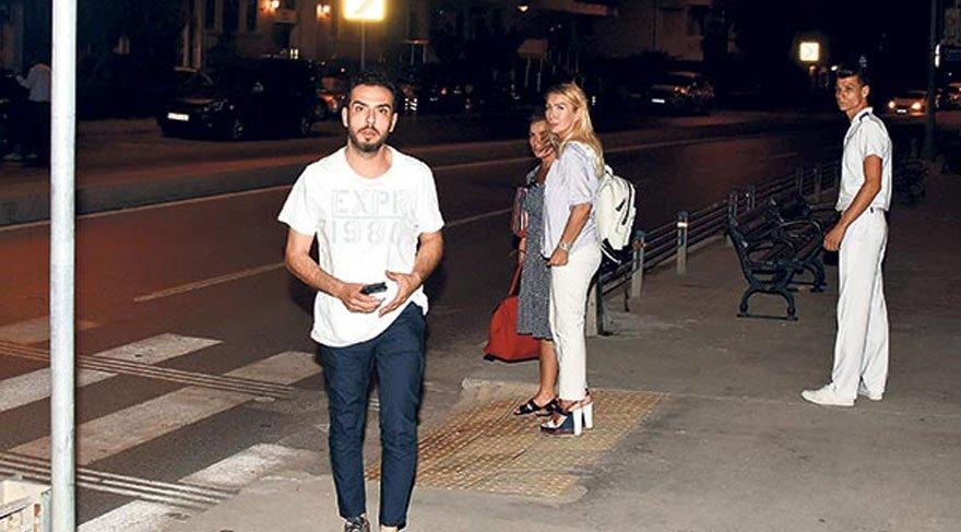 Seda Sayan'ın arkadaşı Yunan şarkıcı Cefi gazetecileri tehdit etti!