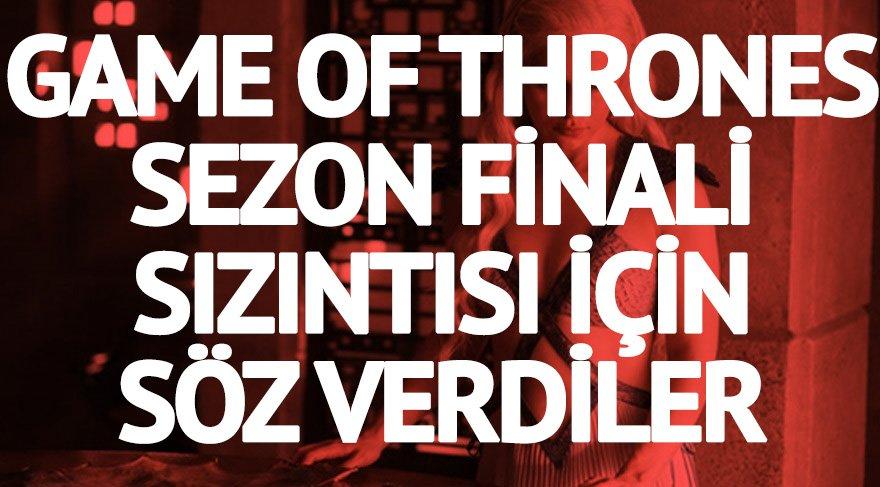 Game of Thrones 7. sezon 7. bölüm ne zaman yayınlanacak? Sezon finali sızıntısı için söz verdiler! İşte fragman…