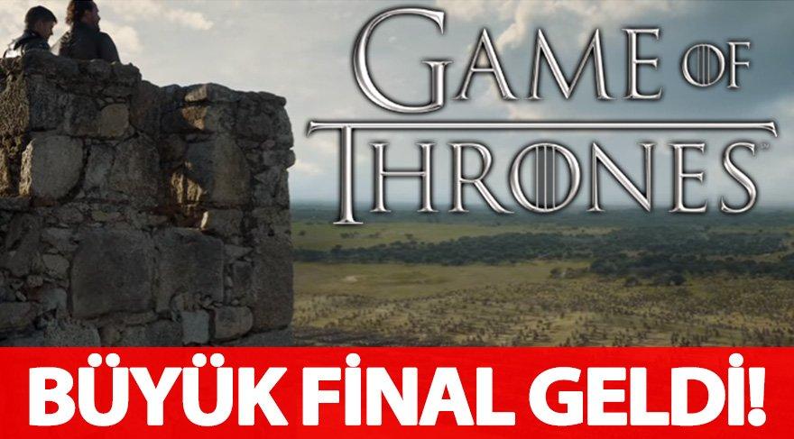 Game of Thrones 7. Sezon, 7. Bölüm izle