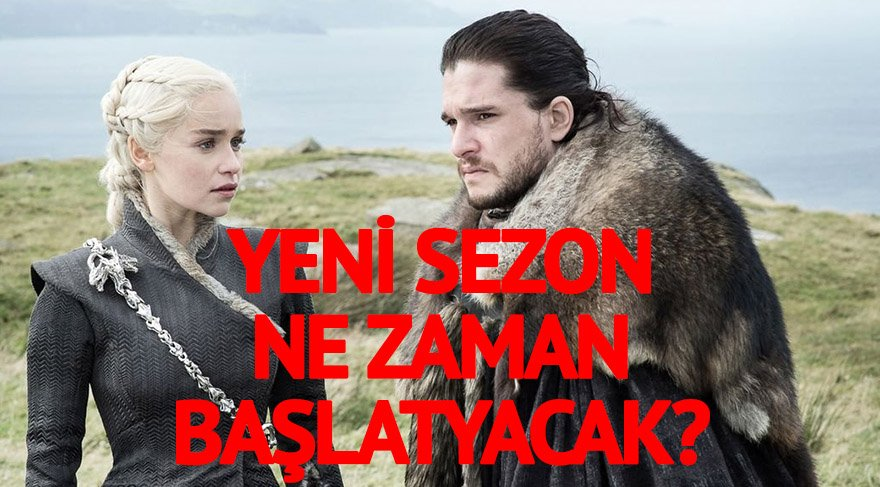 Game of Thrones 8. sezon ne zaman başlayacak? GoT yeni sezonda her bölüm film tadında! Senaryo'su sızdırıldı mı?