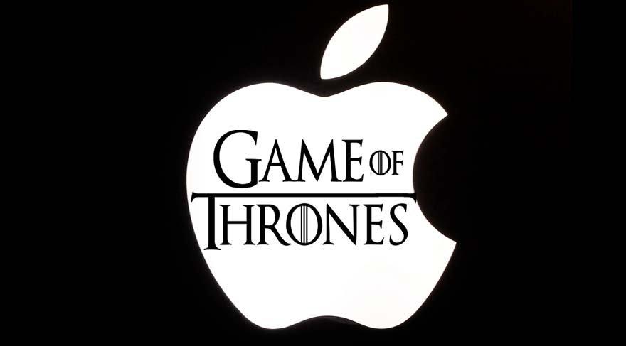 Apple'dan Game of Thrones'a rakip proje!