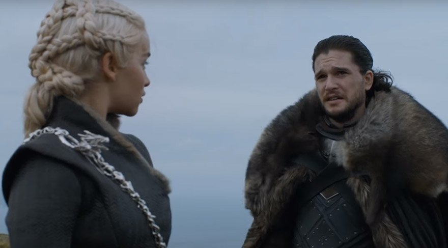 Game of Thrones final yayınlandı (GoT 7. sezon FİNAL) Game of Thrones final nasıl izlenir?
