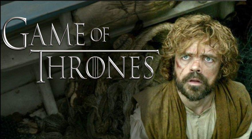 Game of Thrones'un bu sahnesi gülmekten 9 kez çekilemedi