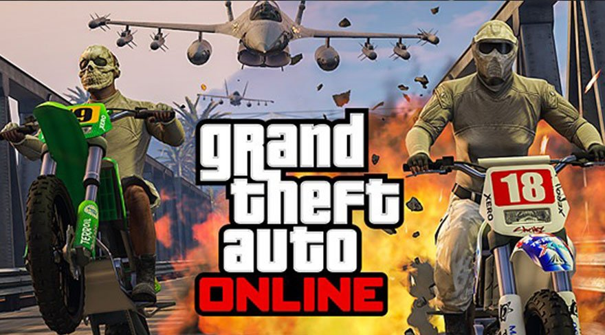 GTA Online resmen para basıyor! - Teknolojiden Son Dakika Haberler
