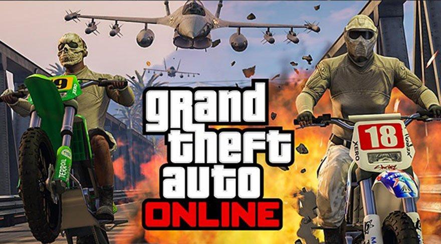 GTA Online resmen para basıyor!