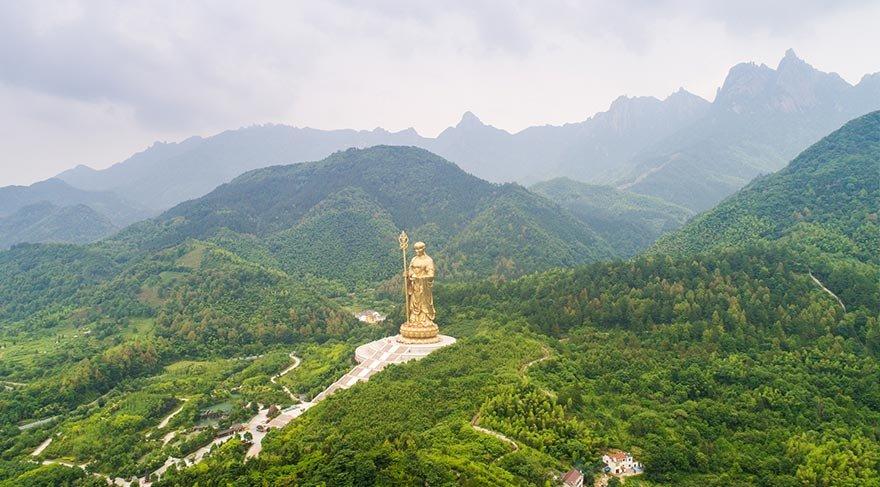 Dünyanın en uzun heykeli