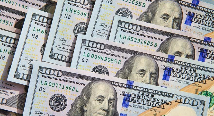 Dolar ne kadar oldu? 29.08.2017