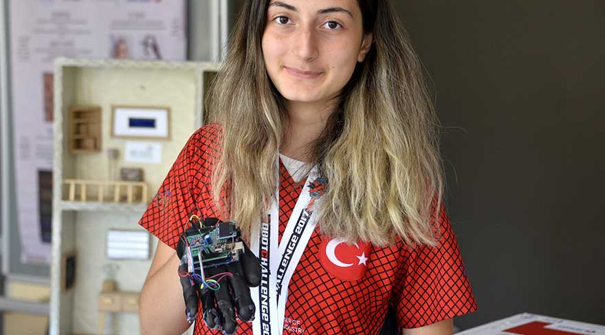 Dünyanın en prestijli robot yarışmasında Türk öğrencilere üç büyük ödül