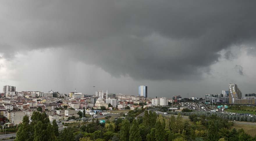 Hava durumu 16 Ağustos: İstanbul dikkat! Bu sefer rüzgarla birlikte geliyor!