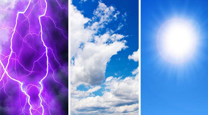 Hava durumu 28 Ağustos: Bayram boyunca hava nasıl olacak? Meteoroloji açıkladı